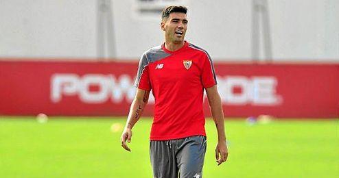 Reyes no juega desde el partido ante el Eibar.