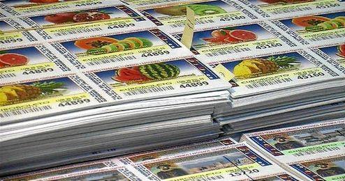 Durante 2015, la Unidad de Policía adscrita la Junta intervino en la provincia sevillana 87.274 boletos de lotería irregulares.