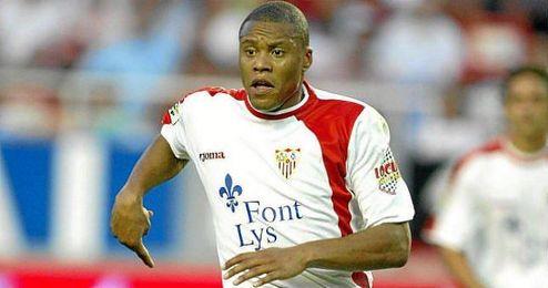 """Julio Baptista admite que """"sería increíble"""" volver al Sevilla."""