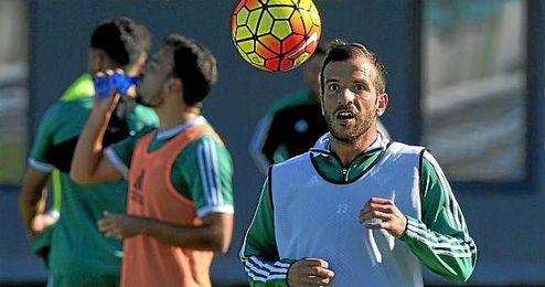 Van der Vaart habló sobre sus compañeros Adán y Rubén Castro.