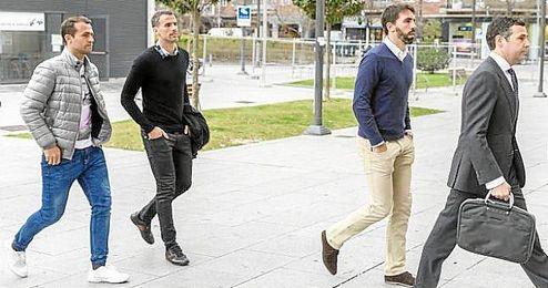 Antonio Amaya ha admitido lo que Xavi Torres, Jordi y Molina niegan.