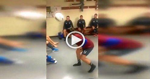 (Vídeo) El desafío del cabeceo