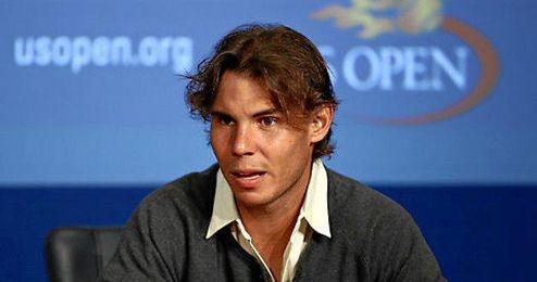 El tenista mandó todo su cariño y apoyo a Francia.