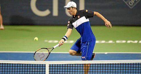 El japonés está encuadrado en el grupo ´Stan Smith´ del Masters, junto a Roger Federer, Tomas Berdych y el mencionado Djokovic.