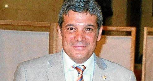 Manuel D�az, presidente de la Asociaci�n de Peque�os Accionistas.
