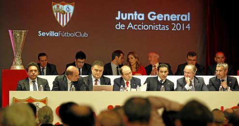 El Sevilla celebrar� su Junta el 9 de diciembre.