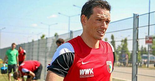 Trochowski milita actualmente en el Augsburgo.