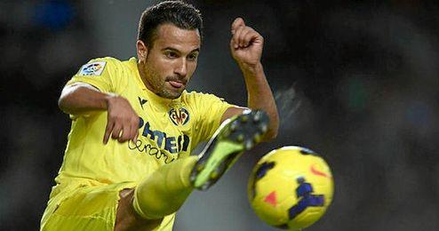 Mario está contento por marcar de nuevo con España y ahora piensa en la Liga.