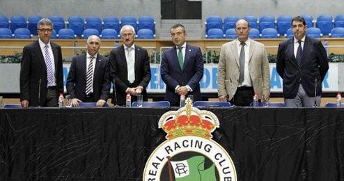 C�pula del Racing de Santander.