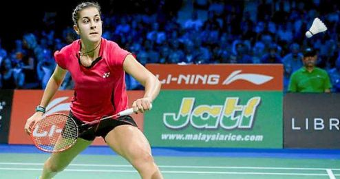 Carolina Marín, número uno del mundo.