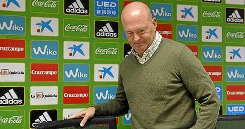 Pepe Mel espera poder contar con N´Diaye ante el Atlético.