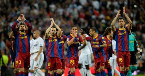 Real Madrid-Barcelona, un duelo de lo m�s emocionante posible.
