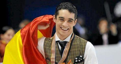 El ruso Adian Pitkeev fue segundo con 250,47 puntos, mientras que el estadounidense Ross Miner ocupó la tercera posición con 248,92.