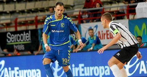 Encarriló pronto la victoria con dos tempraneros goles del luso Cardinal y de Borja.