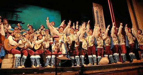 El coro de Sevilla será uno de los representantes de la provincia en el COAC 2016.