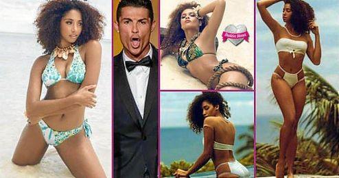Miss Bahamas, la �ltima conquista de Ronaldo