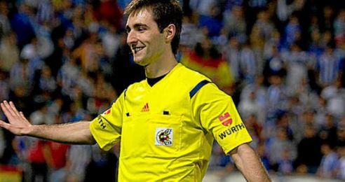 De Burgos Bengoetxea pitar� el Deportivo-Sevilla.