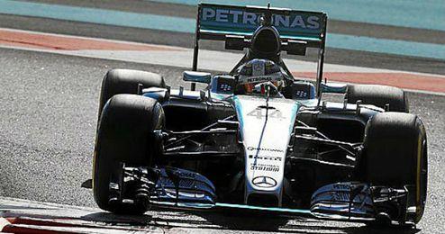 Hamilton quiere cerrar la temporada a lo grande.