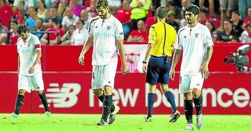 En casa ha perdido ya tres partidos, mientras que la pasada campaña sólo ganó el Madrid.
