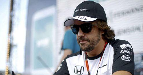 Fernando Alonso abrochará este domingo en Yas Marina una temporada nefasta.