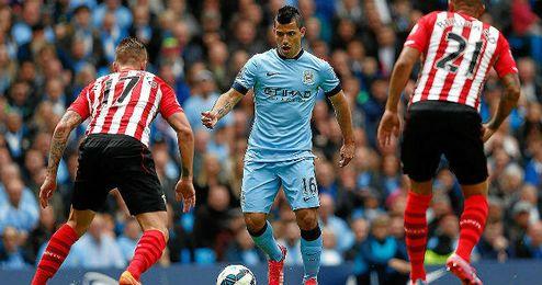 El Manchester City suma un trabajado triunfo en casa.