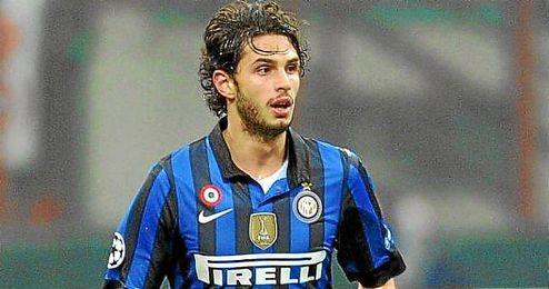 Ranocchia buscará una salida del Inter para estar en la Eurocopa.
