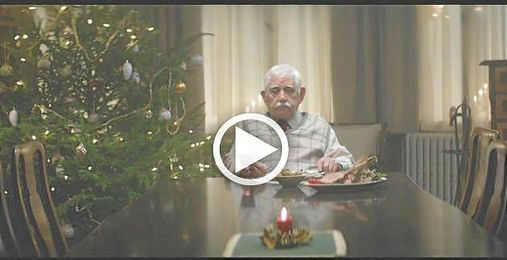 (VÍDEO) El anuncio más conmovedor de esta Navidad