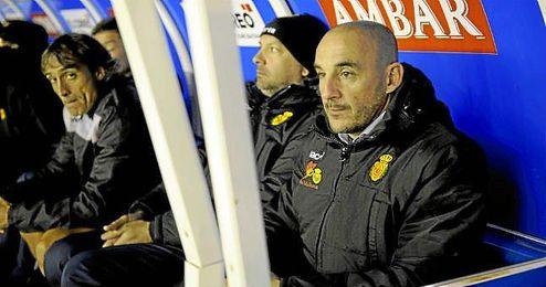 Ferrer ha dejado de ser el técnico del Mallorca.