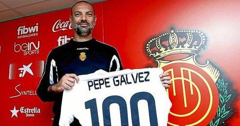 """El exb�tico G�lvez tiene """"tres partidos de margen para sacar el Mallorca adelante"""""""