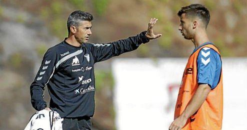 Martí ha agradecido las palabras de apoyo de Jorge Valdano y Felipe Miñambres.