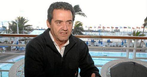 En la imagen, José Ángel Rodríguez, ex presidente de la Federación Española de Vela.