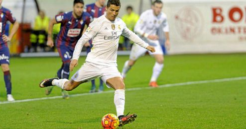 Cristiano Ronaldo tiene el mejor porcentaje de acierto desde los 11 metros.