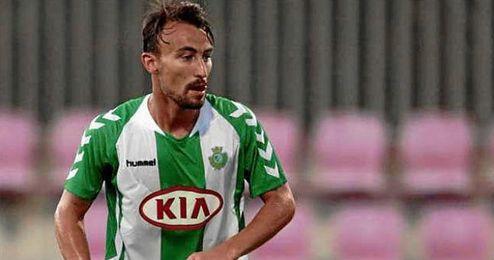 André Claro juega en el Vitoria de Setúbal.