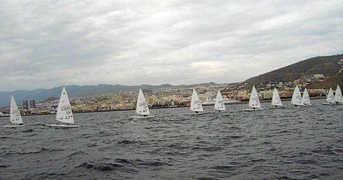 Cita organizada por el Real Club N�utico de Tenerife (RCNT).