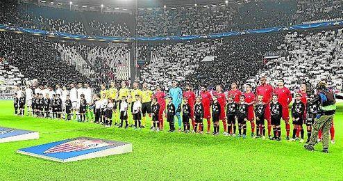 El Sevilla buscará una victoria crucial, algo que no pudo conseguir en un triste partido en Turín.