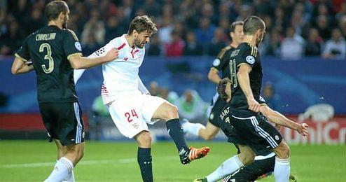 Sevilla-Juventus en directo.