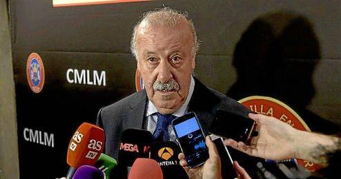 """""""Ojalá España consiga ganar más veces el Mundial""""."""
