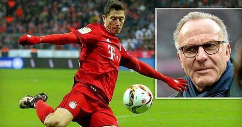 """El propio jugador dijo en declaraciones al �Bild� que """"seguramente no es la primera vez"""" que su agente est� en Madrid."""