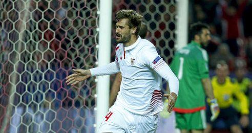 El gol de Llorente permite al Sevilla defender t�tulo en la Europa League.