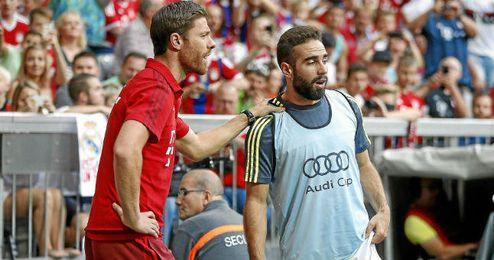 El Bayern tiene confianza en la continuidad de Xabi Alonso.