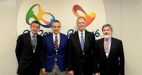 La multinacional italiana ha sido proveedora oficial para los Juegos Ol�mpicos de las 10 �ltimas ediciones.