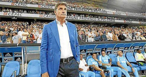 Míchel podría enfrentarse al United en dieciseisavos de la Europa League, pero no al Sevilla.