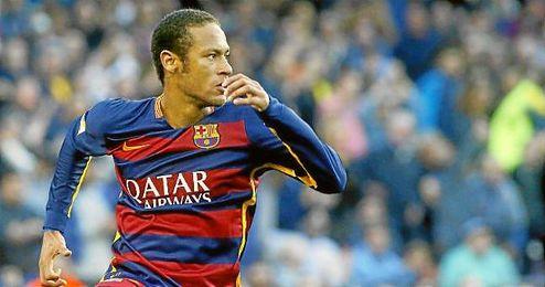 Doyen anuncia la extensión del contrato con Neymar.