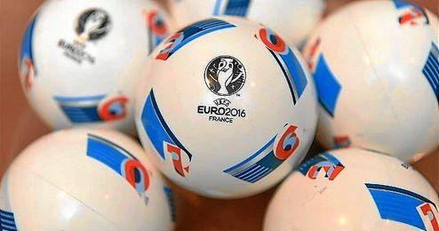 Sigue en directo el sorteo de la Euro 2016.