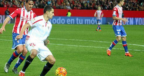 """Bernardo definió el partido de """"especial"""" pese a la derrota."""