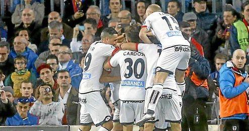 La mejor racha del Deportivo en las primeras quince jornadas se remonta a la temporada 1996-97.