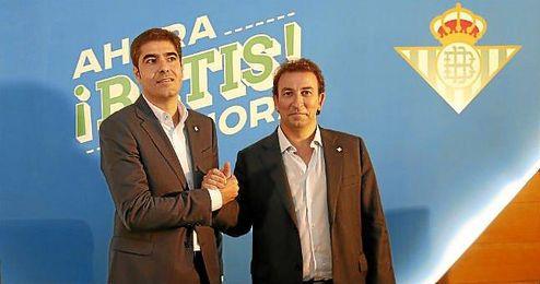 Haro y Catalán esperan ganar la junta del próximo jueves.