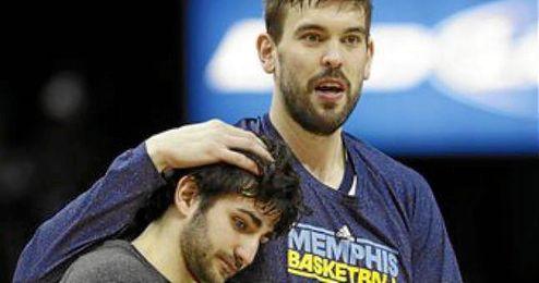 Los Grizzlies de Marc Gasol firmaron su cuarta derrota en los últimos seis partidos.
