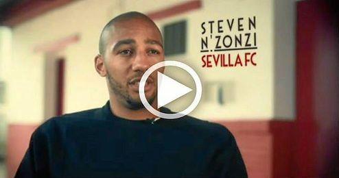 """N'Zonzi: """"Mi objetivo es mejorar mi juego, es lo más importante"""""""