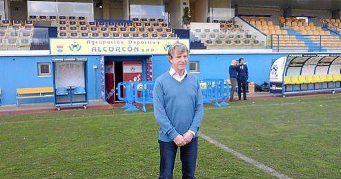 Roland Duchatelet, que también posee el Charlton Athletic y el Ujpest húngaro, es el máximo accionista del Alcorcón desde el 10 de enero de 2014.